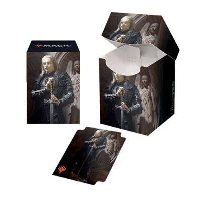 Boites de rangement illustrées Magic the Gathering Edition de Base 2020 - Deck Box 100+ - Sorin, seigneur de sang impérieux