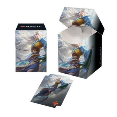 Boites de rangement illustrées Edition de Base 2020 - Deck Box 100+ - Mu Yanling, danseuse céleste