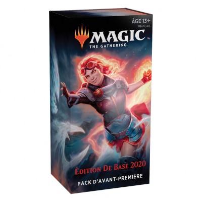Boosters Magic the Gathering Edition de Base 2020 - Pack d'Avant Première
