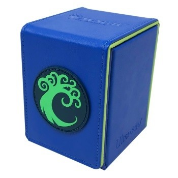 Boites de rangement illustrées Magic the Gathering Alcove Flip Box - Simic