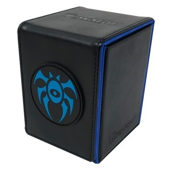 Boite de rangement illustrée Magic the Gathering Alcove Flip Box - Dimir