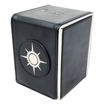 Boite de rangement illustrée Magic the Gathering Alcove Flip Box - Orzhov