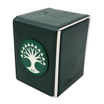 Boite de rangement illustrée Magic the Gathering Alcove Flip Box - Selesnya