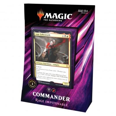 Decks Commander 2019 - Rage Impitoyable