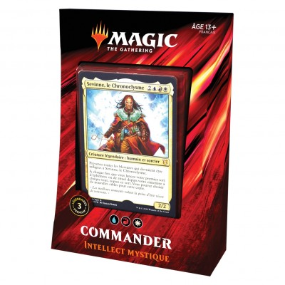 Decks Magic the Gathering Commander 2019 - Intellect Mystique