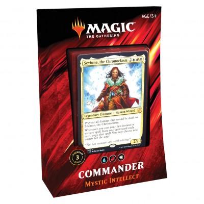 Deck Commander 2019 - Mystic Intellect
