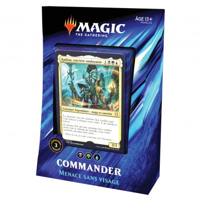 Decks Magic the Gathering Commander 2019 - Menace sans Visage
