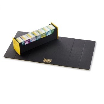 Boites de Rangements Magic Carpet - Yellow/Black