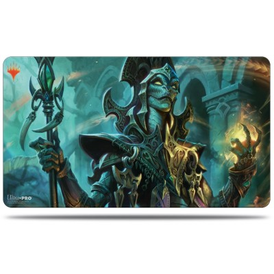 Tapis de Jeu Magic the Gathering Commander 2019 - Playmat - V2 - Kadina, sorcière ondoyante
