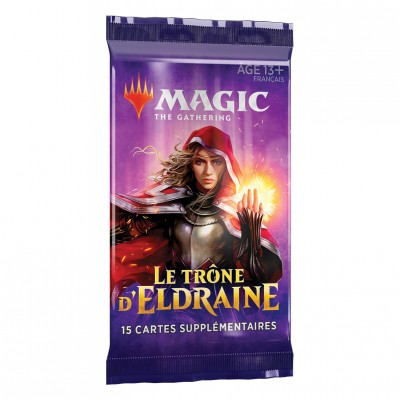 Booster Magic the Gathering Le Trône d'Eldraine