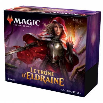 Coffrets Magic the Gathering Le Trône d'Eldraine - Bundle