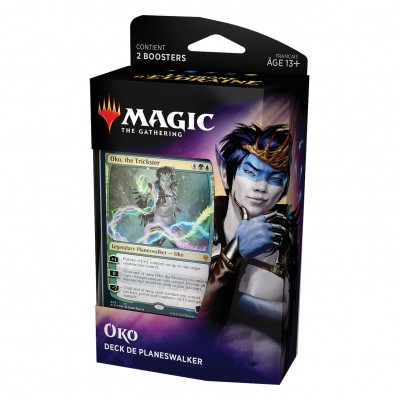 Decks Magic the Gathering Le Trône d'Eldraine - Planeswalker - Oko