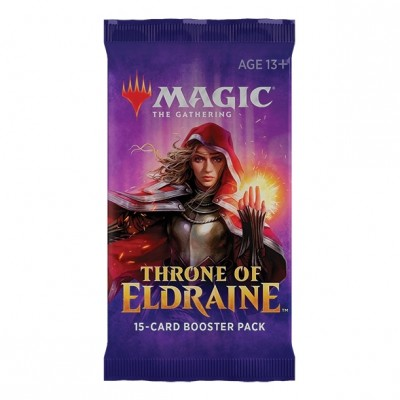 Boosters Throne of Eldraine