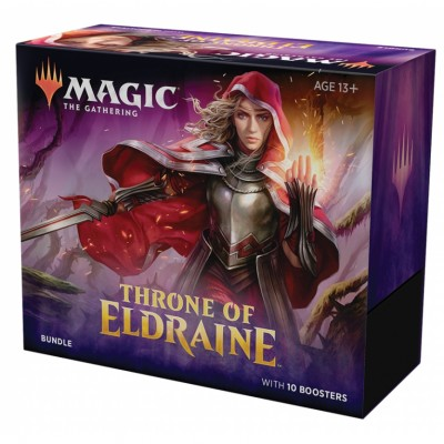 Coffrets Magic the Gathering Throne of Eldraine - Bundle