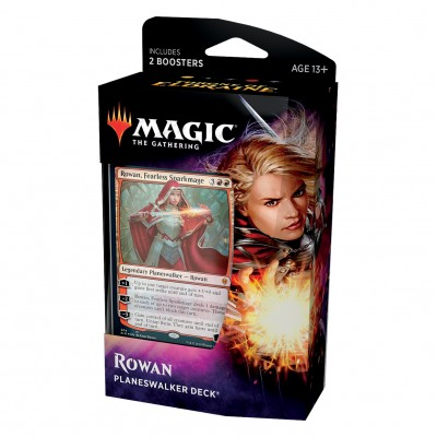 Decks Magic the Gathering Throne of Eldraine - Planeswalker - Rowan