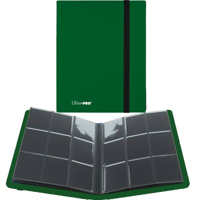 Classeurs et Portfolios A4 Pro-Binder - Eclipse - Forest Green