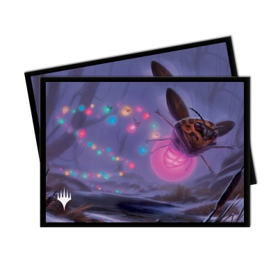 Protèges Cartes illustrées Magic the Gathering 100 Pochettes - Holiday 2018