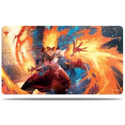 Tapis de Jeu Magic the Gathering La Guerre des Planeswalkers - Alternate Art Chandra