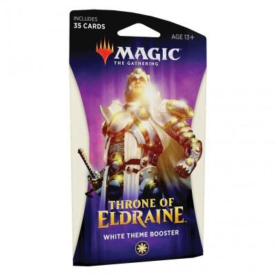 Booster Throne of Eldraine - Theme Booster White