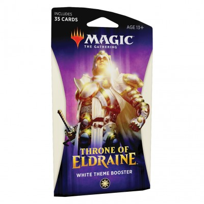 Boosters Throne of Eldraine - Theme Booster White