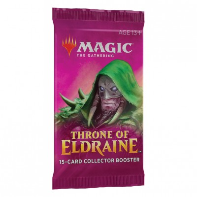 Booster Magic the Gathering Throne of Eldraine - Collector Booster