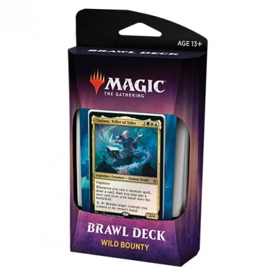Decks Throne of Eldraine - Brawl Deck - Wild Bounty