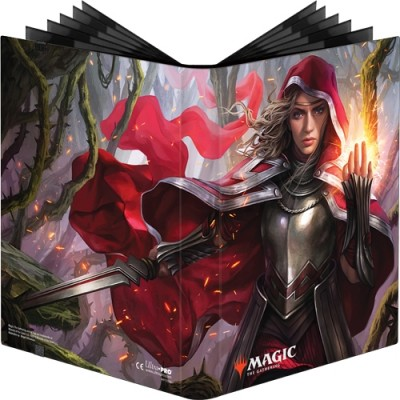 Portfolios Magic the Gathering Le Trône d'Eldraine - Pro-binder - Rowan