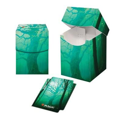 Boites de rangement illustrées Unstable - Deck Box 100+ - Forêt
