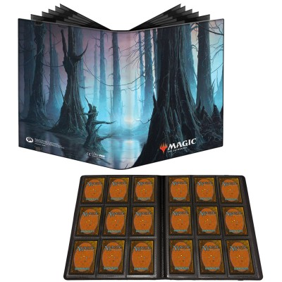 Portfolio Magic the Gathering Unstable - Pro-binder - 20 pages de 9 cases (360 cartes recto-verso) - Marais