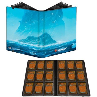 Portfolio Magic the Gathering Unstable - Pro-binder - 20 pages de 9 cases (360 cartes recto-verso) - Ile