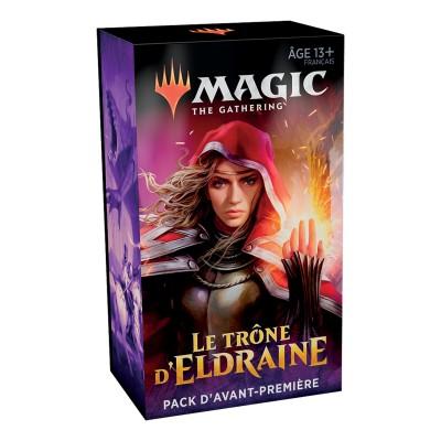 Boosters Magic the Gathering Le Trône d'Eldraine - Pack d'Avant Première