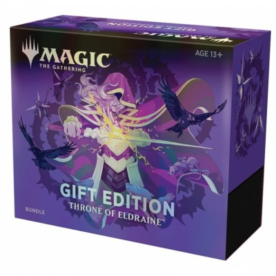Coffrets Throne of Eldraine - Bundle Gift Edition