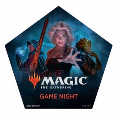 Coffrets Magic the Gathering Game Night 2019