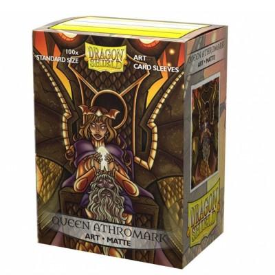Protèges Cartes illustrées 100 pochettes - Queen Athromark: Portrait