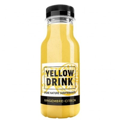 Confiseries  Boisson - Yellow Drink