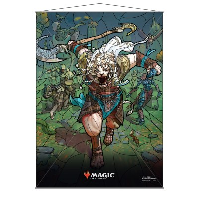Décoration War of the Spark - Wall Scroll - Ajani