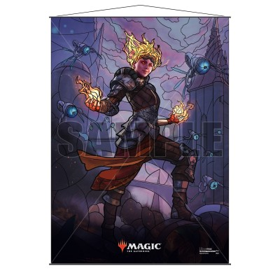 Décoration Magic the Gathering War of the Spark - Wall Scroll - Chandra