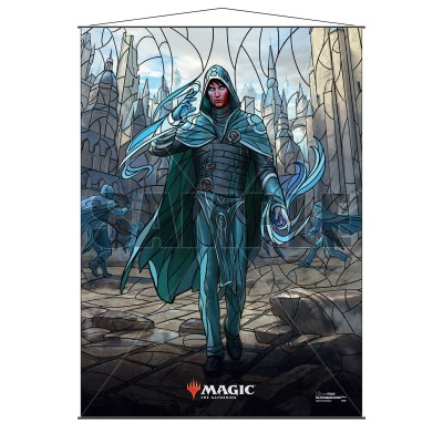 Décoration Magic the Gathering War of the Spark - Wall Scroll - Jace