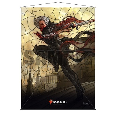 Décoration Magic the Gathering War of the Spark - Wall Scroll - Sorin