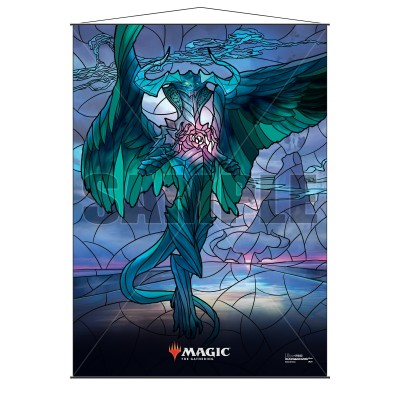 Décoration Magic the Gathering War of the Spark - Wall Scroll - Ugin