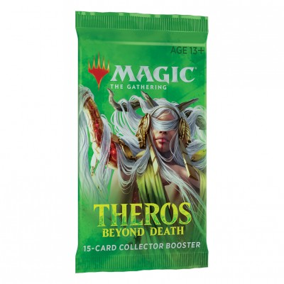 Boosters Magic the Gathering Theros Beyond Death - Collector Booster