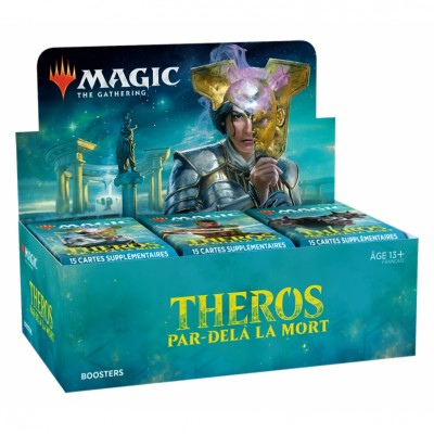 Boite de Boosters Magic the Gathering Theros Par-delà la Mort - 36 Boosters de draft