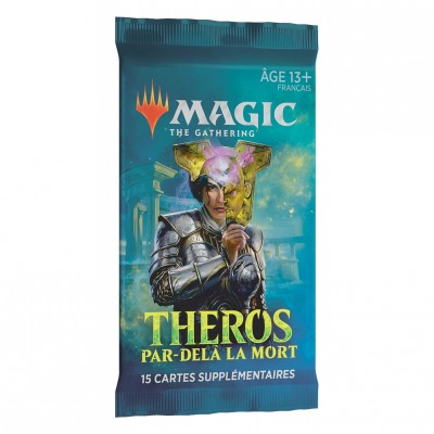 Booster Magic the Gathering Theros Par-delà la Mort