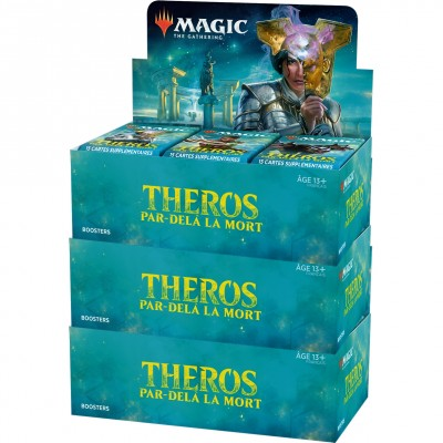 Boites de Boosters Magic the Gathering Theros Par-delà la Mort - Lot de 3
