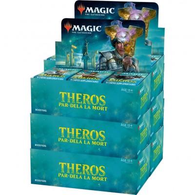 Boites de Boosters Magic the Gathering Theros Par-delà la Mort - Lot de 6