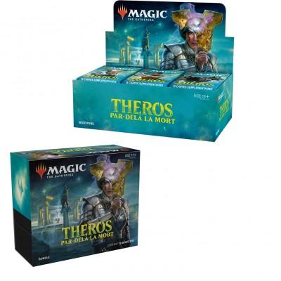 Offres Spéciales Magic the Gathering Theros Par-delà la Mort - Small Pack : Boite VF + Bundle VF