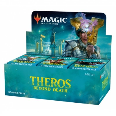 Boites de Boosters Magic the Gathering Theros Beyond Death