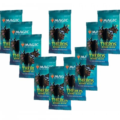 Boosters Theros Beyond Death - Lot de 10
