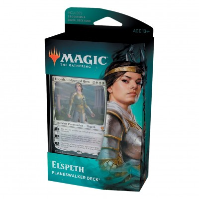 Decks Magic the Gathering Theros Beyond Death - Planeswalker - Elspeth