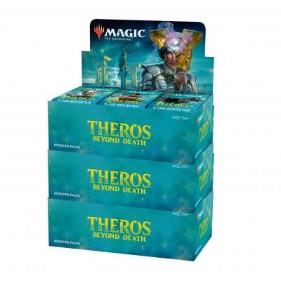 Boites de Boosters Magic the Gathering Theros Beyond Death - Lot de 3